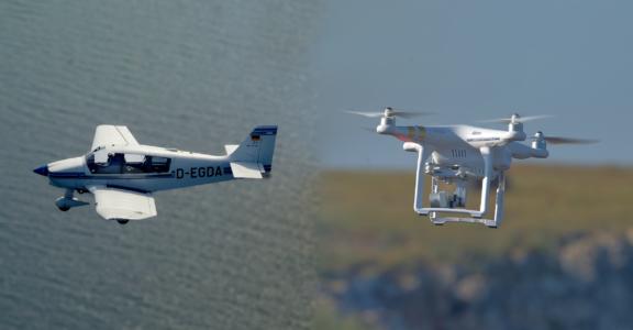 Samolot czy dron? Lecimy?